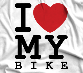 Heart my bike